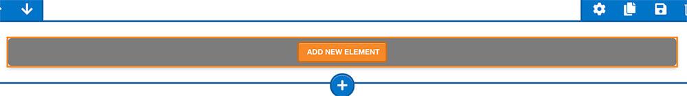 Add new element